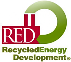 Recycled Energy Development logo